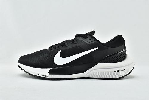 Nike Air Zoom Vomero 15 登月15代气垫缓震跑鞋/黑白  货号:CU1855-001  男女鞋  情侣款