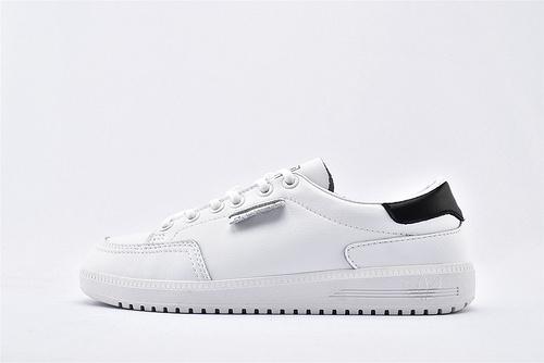 Adidas 三叶草 GARWEN DPZL 休闲板鞋/全白黑尾  货号:B41836  男女鞋  情侣款