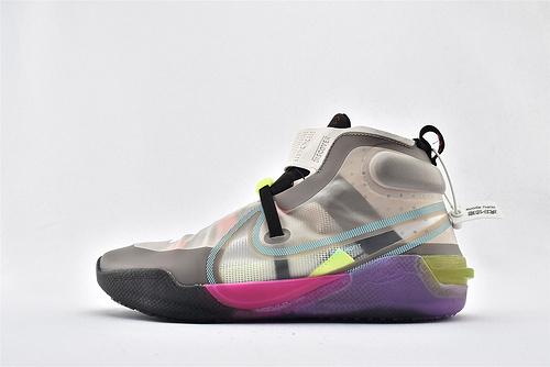 Nike Kobe AD NXT 科比12代高帮篮球鞋/曼巴精神 首发 灰紫   货号:CD0458-002  男鞋