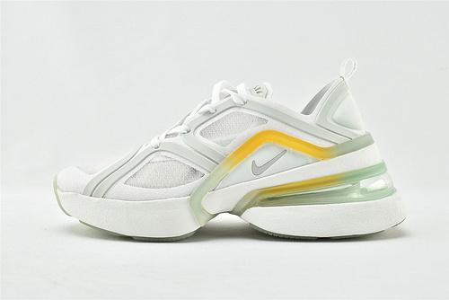 Nike Air Max 270 XX 夏季气垫跑鞋/蒂芙尼 蝉翼 透明透气 氮气大底 2021新款  货号:CU9430-100  女鞋