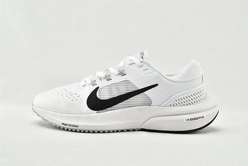 Nike Air Zoom Vomero 15 登月15代气垫缓震跑鞋/白黑  货号:CU1856-100  男女鞋 情侣款