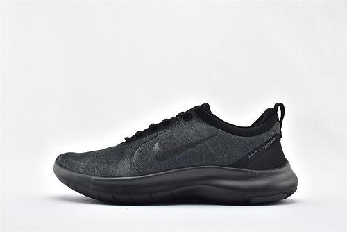 Nike FLEX EXPERIENCE RN 赤足跑鞋/黑武士  货号:AJ5900-007  男女鞋  情侣款
