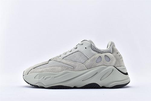 Adidas Yeezy Boost 700 Vanta 椰子700复古老爹鞋/盐雾 海盐白  纯原版  货号:EG7487  男女鞋  情侣款