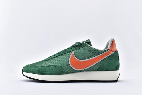 "Nike Air Tailwind QS HH ""STRANGER THINGS""怪奇物语联名跑鞋/华夫 绿橘 网面 原盒原标  货号:CJ6108-300  男女鞋  情侣款"