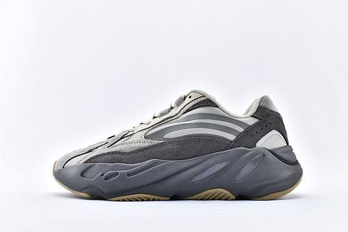 Adidas Yeezy Boost 700 Vanta 椰子700复古老爹鞋/火山  纯原版  货号:FU7914  男女鞋  情侣款