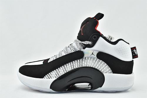 Air Jordan XXXIVPF 34 AJ34 乔丹34代篮球鞋/2.0 黑白  货号:CQ4227-001  男鞋