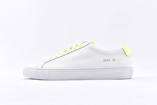 Common Projects 经典潮流小白鞋系列/品质 广东原单头层进口纳帕皮 /   男女鞋  情侣款