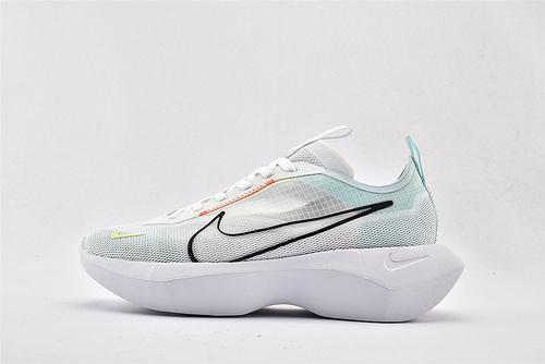 NikeVista Lite 韦斯特夏季老爹跑鞋/网纱透明 白绿   货号:CI0905-102  女鞋