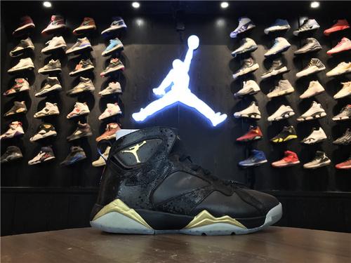 """乔丹/Air Jordan【真标】aj7 AJ7 乔丹7代 乔7 乔丹7 Air Jordan 7 """"Doernbecher"""" 乔7慈善 货号:898651-015 41-47.5"""