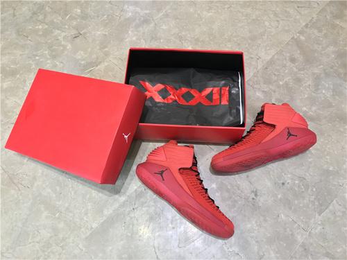 """乔丹/Air Jordan【高清图】乔丹XXXII代 乔丹32代 乔32 AJ32 Air Jordan XXX2""""Rosso Corsa"""" 货号:AH3348-601 乔32大红 40-47.5"""