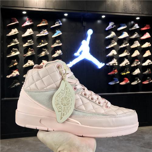 乔丹/Air Jordan 【真标公司货】aj2 AJ2 乔丹2代 乔丹2 乔2 乔丹2代高帮系列 Don C x Air Jordan 2 货号:834825-805 乔2联名全粉 41-46