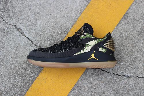"""乔丹/Air Jordan【真标公司级】乔丹XXXII代 乔丹32代 乔32 AJ32  Air Jordan 32""""Tiger Camo"""" 货号:AH3347-021 乔32代低帮白水泥 40-47"""