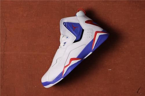 乔丹/Air Jordan AJ7.5 乔丹7.5 代 乔7.5 乔丹7.5 乔丹7.5代 加强版 高帮 篮球鞋  乔7.5代加强版奥运 40-46