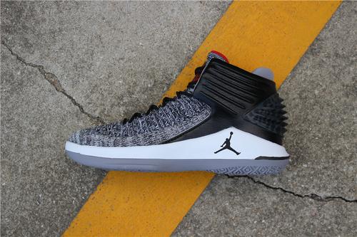 """乔丹/Air Jordan【真标公司级】乔丹XXXII代 乔丹32代 乔32 AJ32 Air Jordan 32 """"MVP""""货号:AH3348-002 乔32代高帮白水泥 40-47"""