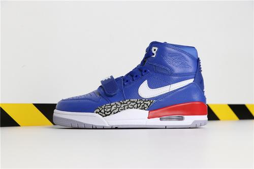 """乔丹/Air Jordan【真标超级A】Don C x Jordan Legacy 312 """"Knicks"""" 货号:AV3922-416 乔丹联名三合一活塞 40-46"""