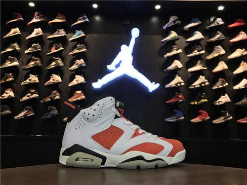 """乔丹/Air Jordan【真标公司级】aj6 AJ6 乔6 乔丹6 乔丹6代高帮 篮球鞋 男女鞋 Air Jordan 6 """"Gatorade""""  货号:384664-145 乔6佳得乐 36-47"""
