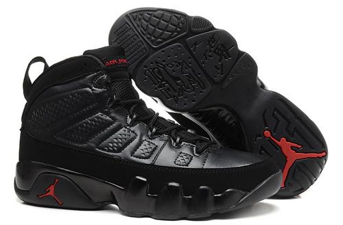 乔丹/Air Jordan 【超A】【情侣】AJ9 乔丹9代 乔9 乔丹9 篮球鞋 男女鞋 太空 乔9全黑 36-47