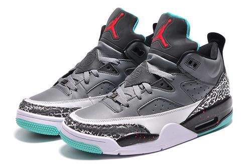 乔丹/Air Jordan 【PU】AJ3.5 乔丹3.5代 乔3.5 篮球鞋 男鞋 乔35斯克派李 乔35灰黑绿 41-47