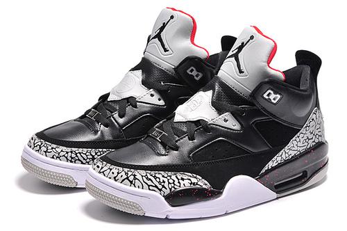 乔丹/Air Jordan 【PU】AJ3.5 乔丹3.5代 乔3.5 篮球鞋 男鞋 乔35斯克派李 乔35黑灰红 41-47