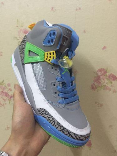 乔丹/Air Jordan 【超A】AJ3.5 乔丹3.5代 乔3.5 篮球鞋 男鞋 二层 乔35斯克派李  乔35白灰绿 40-46