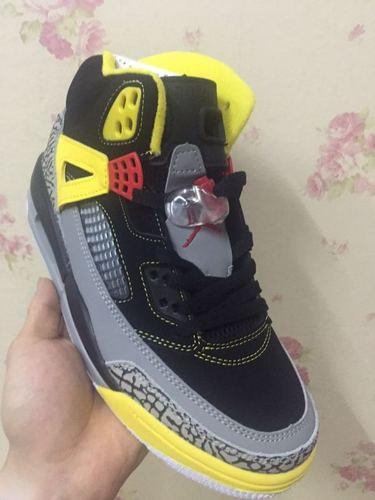 乔丹/Air Jordan 【超A】AJ3.5 乔丹3.5代 乔3.5 篮球鞋 男鞋 二层 乔35斯克派李  乔35黑黄 40-46