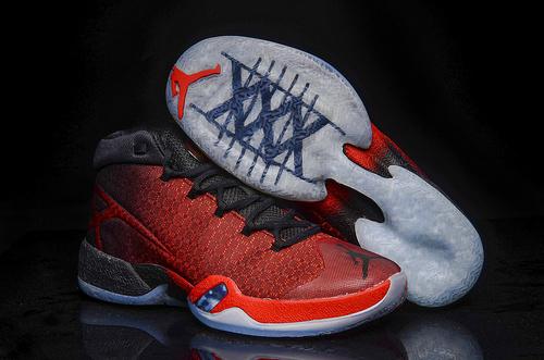 乔丹/Air Jordan 【超级A】Air Jordan XXX Cosmos 乔丹XXX 乔丹30代 乔30 AJXXX AJ30代 AJ30 男鞋 乔丹30代红黑 41-47