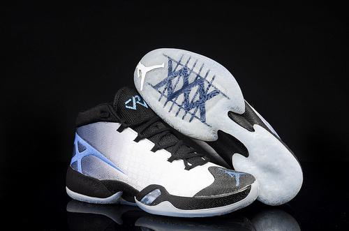乔丹/Air Jordan 【超级A】Air Jordan XXX Cosmos 乔丹XXX 乔丹30代 乔30 AJXXX AJ30代 AJ30 男鞋 乔丹30代白黑兰 41-47