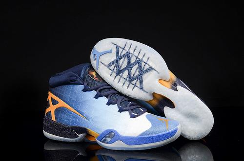 乔丹/Air Jordan 【超级A】Air Jordan XXX Cosmos 乔丹XXX 乔丹30代 乔30 AJXXX AJ30代 AJ30 男鞋 乔丹30代白深兰 41-47