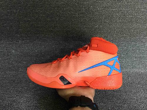 乔丹/Air Jordan 【超级A】Air Jordan XXX Cosmos 乔丹XXX 乔丹30代 乔30 AJXXX AJ30代 AJ30 男鞋 乔丹30代桔红兰 40-46