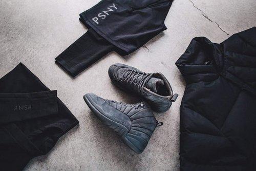 """乔丹/Air Jordan 【即将发售】 乔丹12代 AJ12 乔12 乔丹12 篮球鞋 男鞋 Air Jordan 12 """"PSNY""""货号:130690-003"""