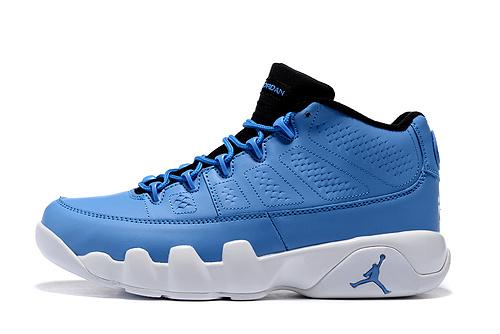 乔丹/Air Jordan 【低帮】【PU】AJ9 乔丹9代 乔9 乔丹9 篮球鞋 低帮 低帮乔9 男鞋 低帮乔9天蓝 40-47