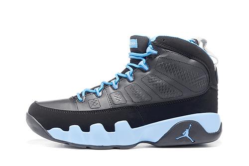 乔丹/Air Jordan 【PU】AJ9 乔丹9代 乔9 乔丹9 篮球鞋 高帮 高帮乔9 男鞋 乔9黑月 40-47