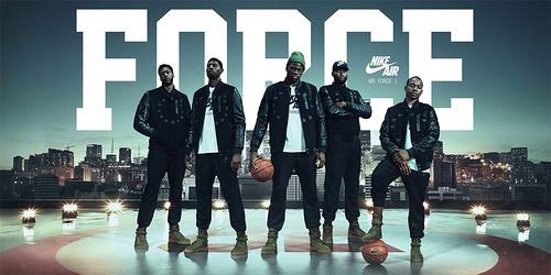 耐克/NIKE 【詹姆士及NBA球星代言】【真标公司级】Nike Special Forces Air Force 1 空军一号机能特种部队系列高帮Boots靴 男女款 橄榄绿棕 米白 黑棕 深棕色