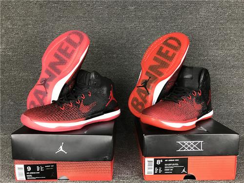 乔丹/Air Jordan【真标与通货对比图】乔丹XXXI 乔丹31代 乔31 AJXXXI AJ31代 AJ31 篮球鞋 男鞋 针织系列Air Jordan XXXI 真标与通货对比图