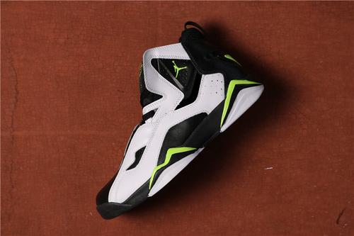 乔丹/Air Jordan AJ7.5 乔丹7.5 代 乔7.5 乔丹7.5 乔丹7.5代 加强版 高帮 篮球鞋  乔7.5代加强版黑白黄 40-46