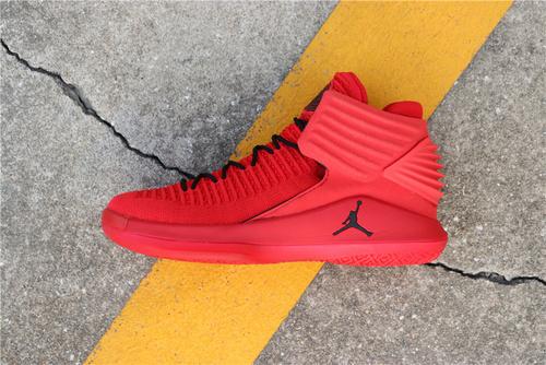 """乔丹/Air Jordan【真标公司级】乔丹XXXII代 乔丹32代 乔32 AJ32 Air Jordan XXX2""""Rosso Corsa"""" 货号:AH3348-601 乔32大红 40-47.5"""
