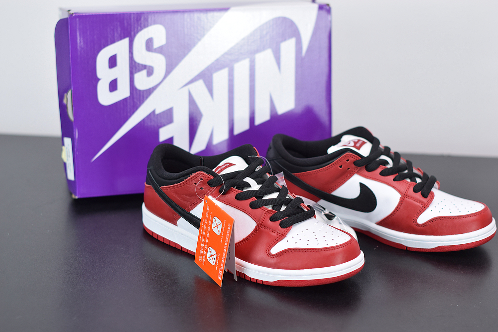 "Y03S4 NK SB Dunk Low J-Pack ""Shadow"" 芝加哥  BQ6817-600尺码36-46"