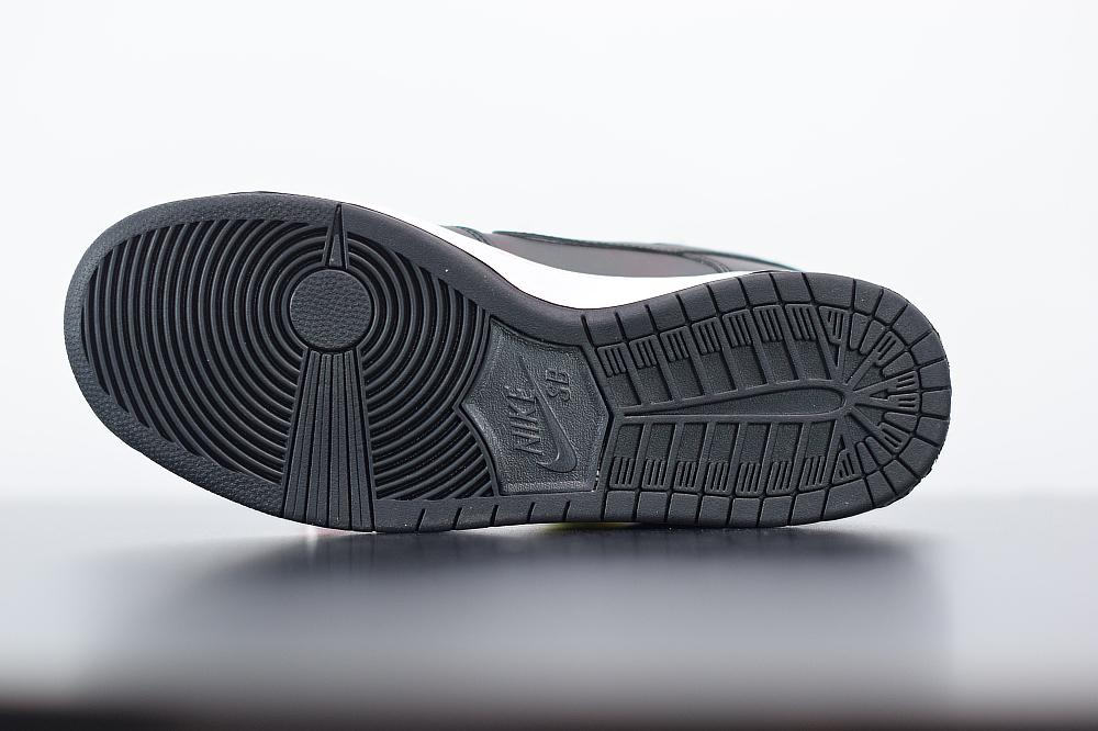 H03F5 SB Dunk Low SB联名低帮滑板鞋/热成像 CZ5123-001尺码36-47.5