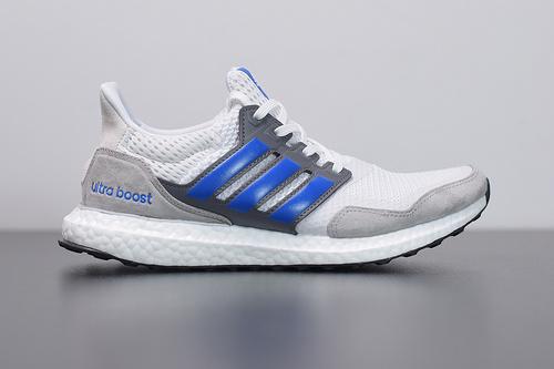J0T8X3 Adidas Ultra Boost Pure EF0723 阿迪爆米花针织透气缓震跑鞋 尺码39-45带半码