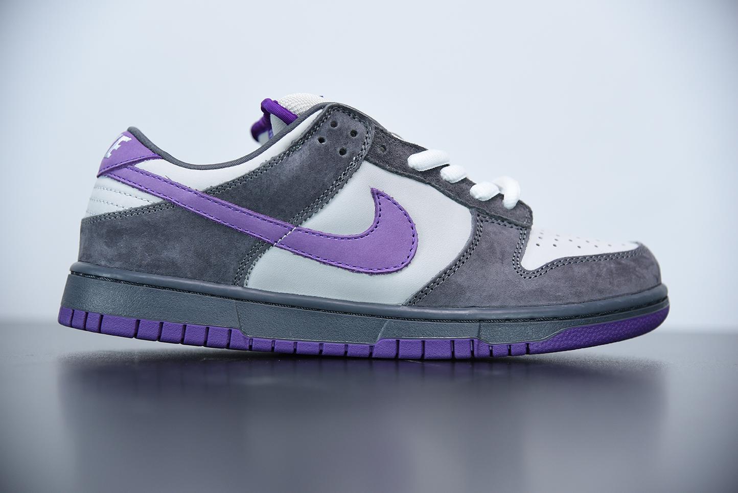 "D00Y6 纯原 SB板鞋 紫鸽子 灰紫色  外贸版本  NK Dunk Low Pro SB ""Purple Pigeon""紫鸽子  货号: 304292-051 尺码:36-47.5"