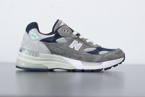 J02H4  New Balance M992MC1 新百伦复古休闲跑步鞋 全网正确版 原鞋数据开发 尺码:36 -45