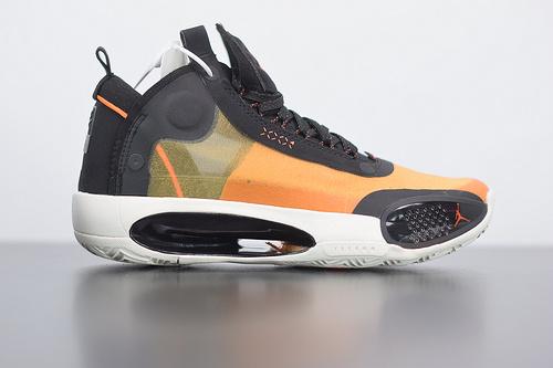 F07X4  AJ34 乔34 未来概念轻量化篮球鞋  BQ3381-800尺码40-47