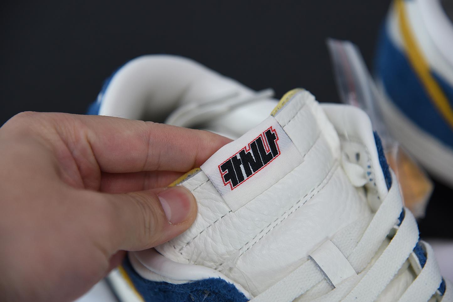 """Z03S5 Kasina x Nk Dunk SB Low """"Road Sign"""" 韩国限定 泫雅同款低帮运动休闲滑板鞋 CZ6501-101尺码36-47.5"""