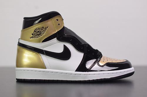 G05G5 Air Jordan  黑金脚趾 861428-007 尺码40.5-46