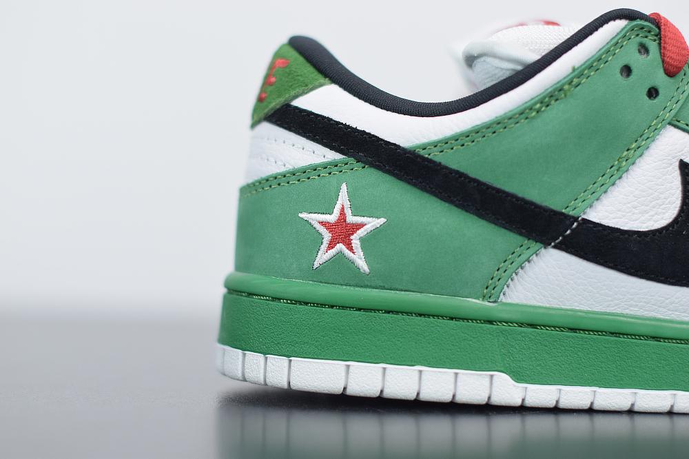 H07T4 NK Dunk SB LoW Heineken 喜力  304292-302尺码36-46