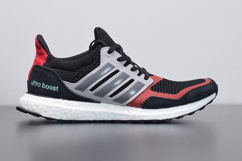J0T8X3 Adidas Ultra Boost Pure EF0724 阿迪爆米花针织透气缓震跑鞋 尺码39-45带半码