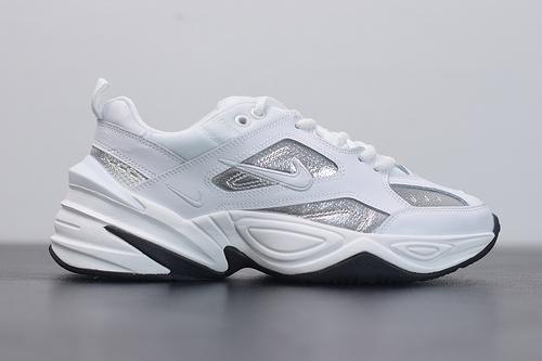 L08V3  NK M2K Tekno 白银 复古运动跑步鞋 CJ9583-100尺码35.5-45