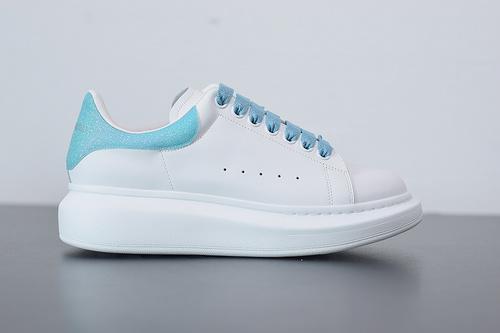 B07B5 Alexander McQueen sole sneakers低帮蓝尾女35-39 男40-44