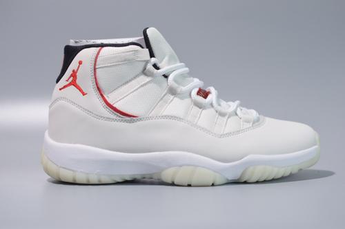 "Air Jordan AJ11 ""Platinum Tint"" 货号:378037-016 尺码36-47.5"