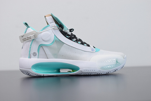 Air Jordan XXXIV PF AJ34 乔34 未来概念轻量化篮球鞋 BQ3381-103尺码39-46